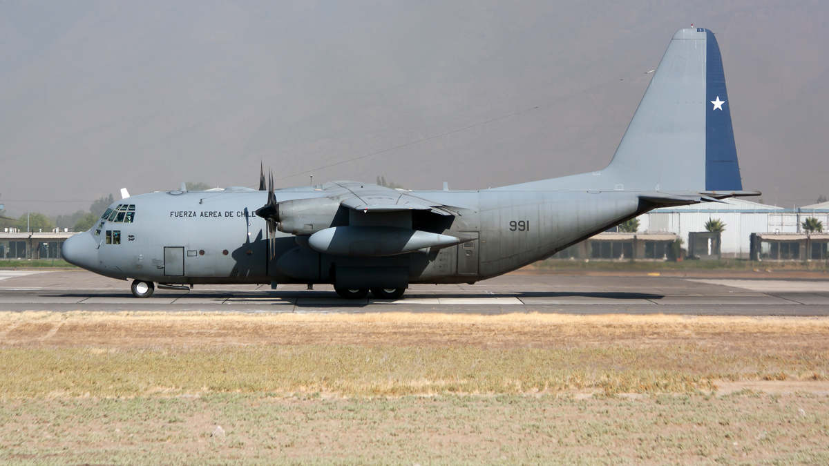 Chilean Air Force Plane Crashes With 38 People Aboard