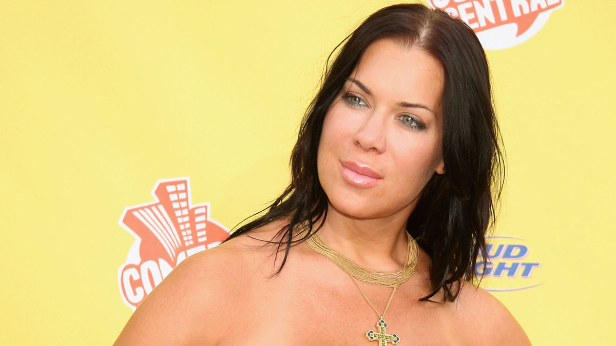 Chyna, born Joanie Laurer, is pictured in this file photo.