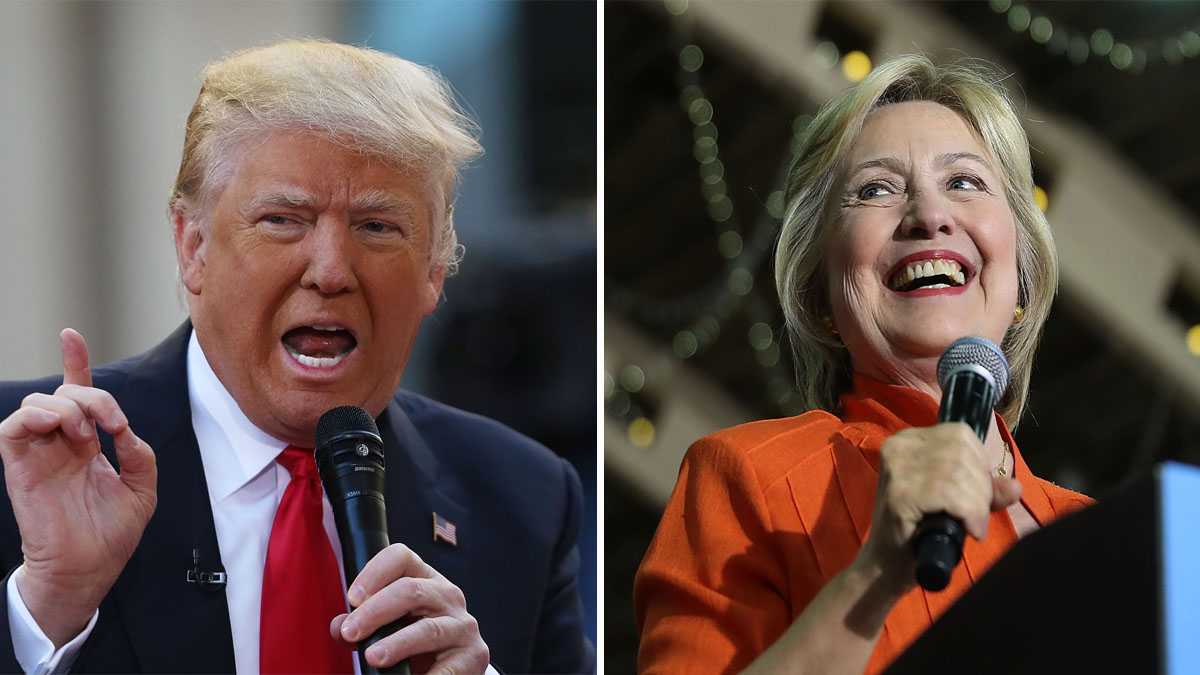 Hillary Clinton and Donald Trump will face each other in the first general election debate on Monday, Sept. 26.