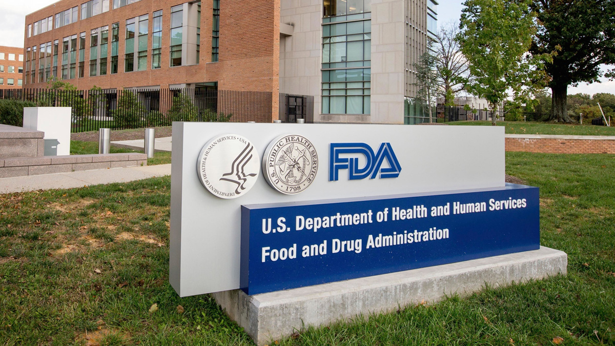 This Oct. 14, 2015, file photo shows the FDA campus in Silver Spring, Maryland.
