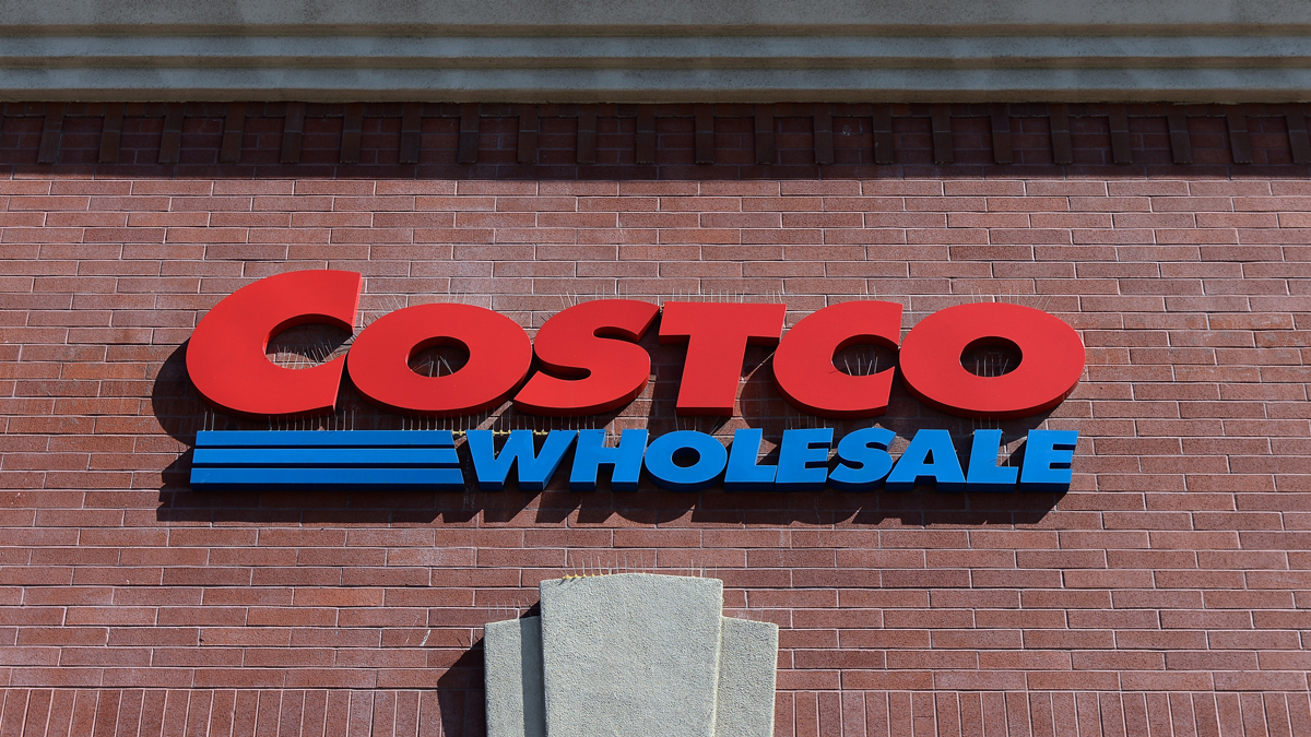 A Costco sign is displayed.