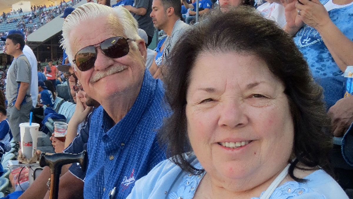 Cecil Knutson and Dianna Bedwell have been reported missing by their family.
