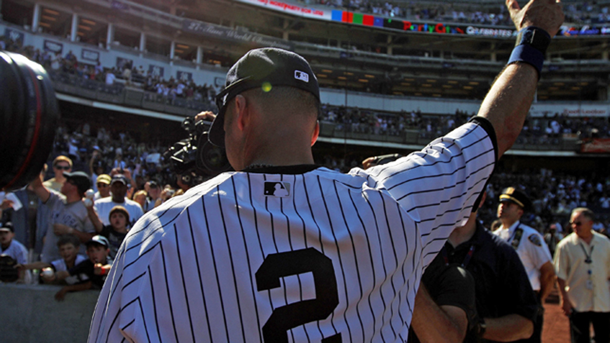 Fans have one last season to say goodbye to Derek Jeter.