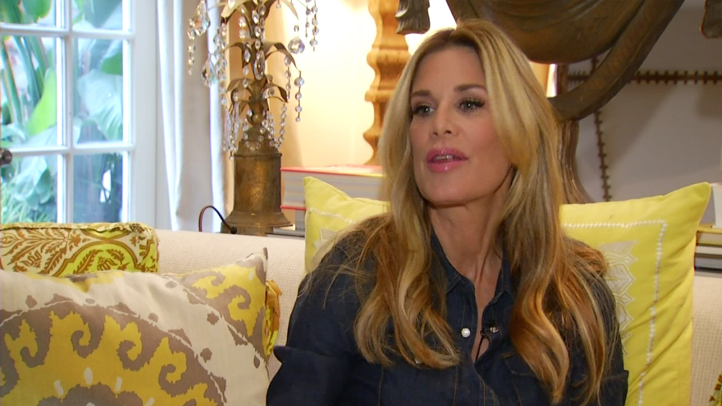 KIIS FM radio host Ellen K in an interview with NBC4 on Monday, July 14, 2014.