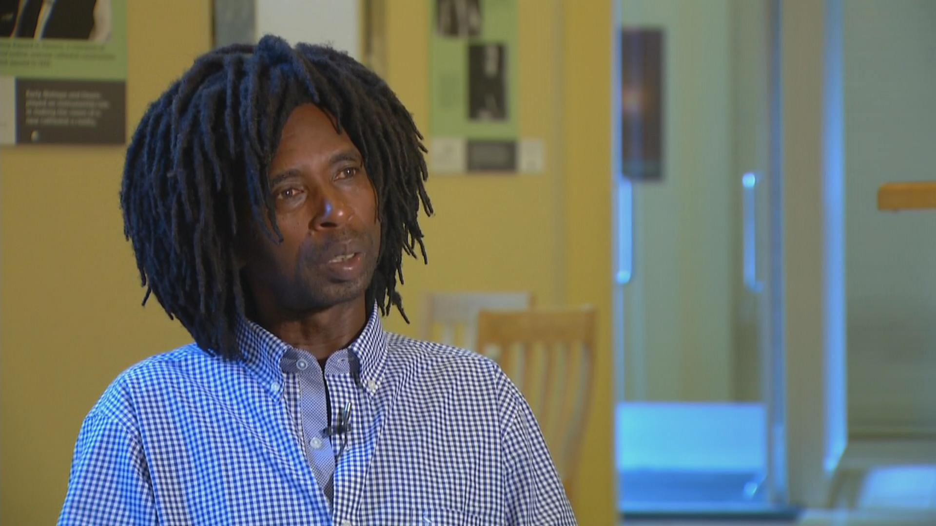 Filmmaker Kevin Epps talks about his experience after being arrested in a fatal shooting.