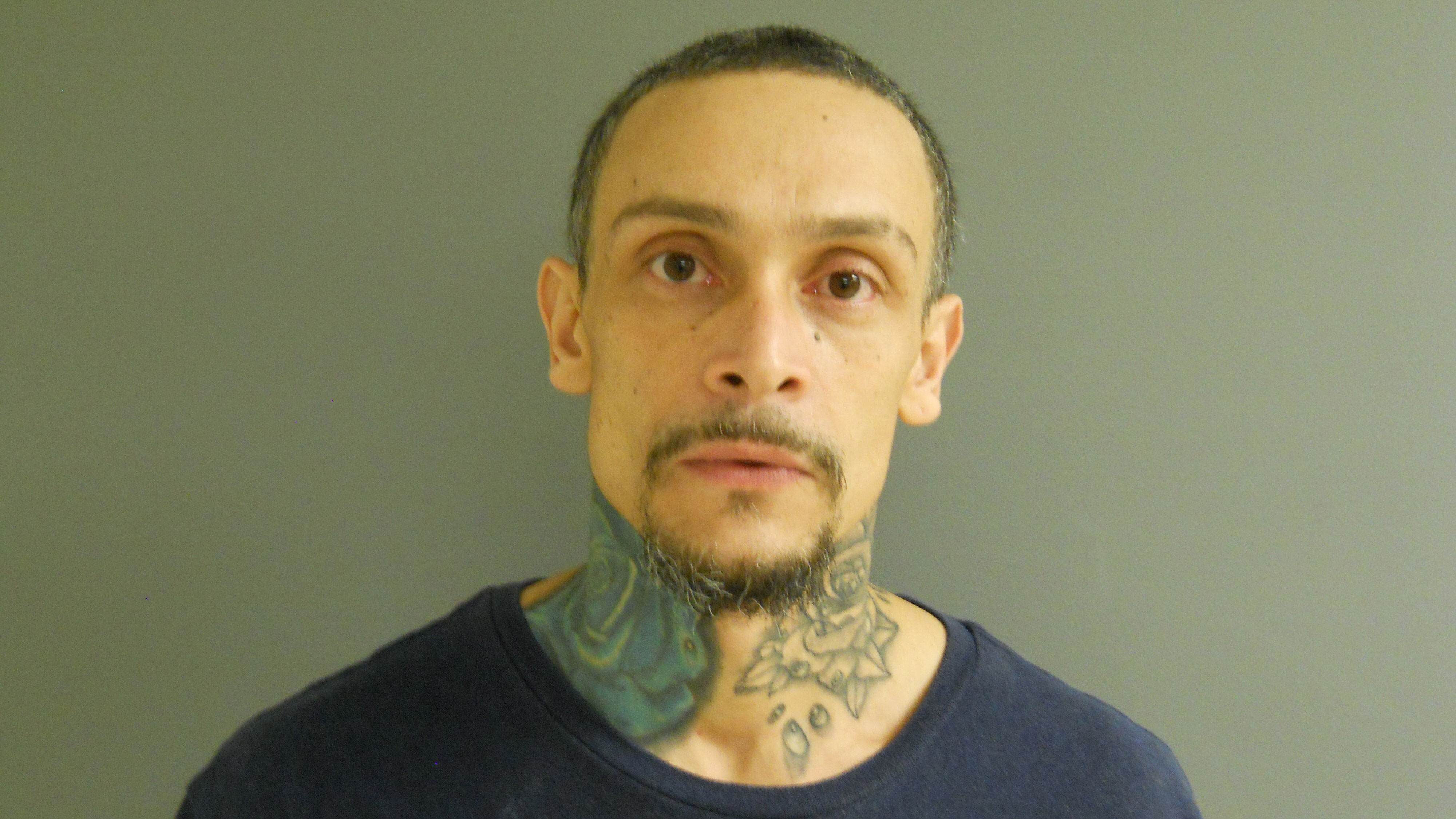 Fernando Irizzary, 41, of Willimantic is accused of posting a threatening video on Facebook regarding a DCF worker and a Superior Court judge.