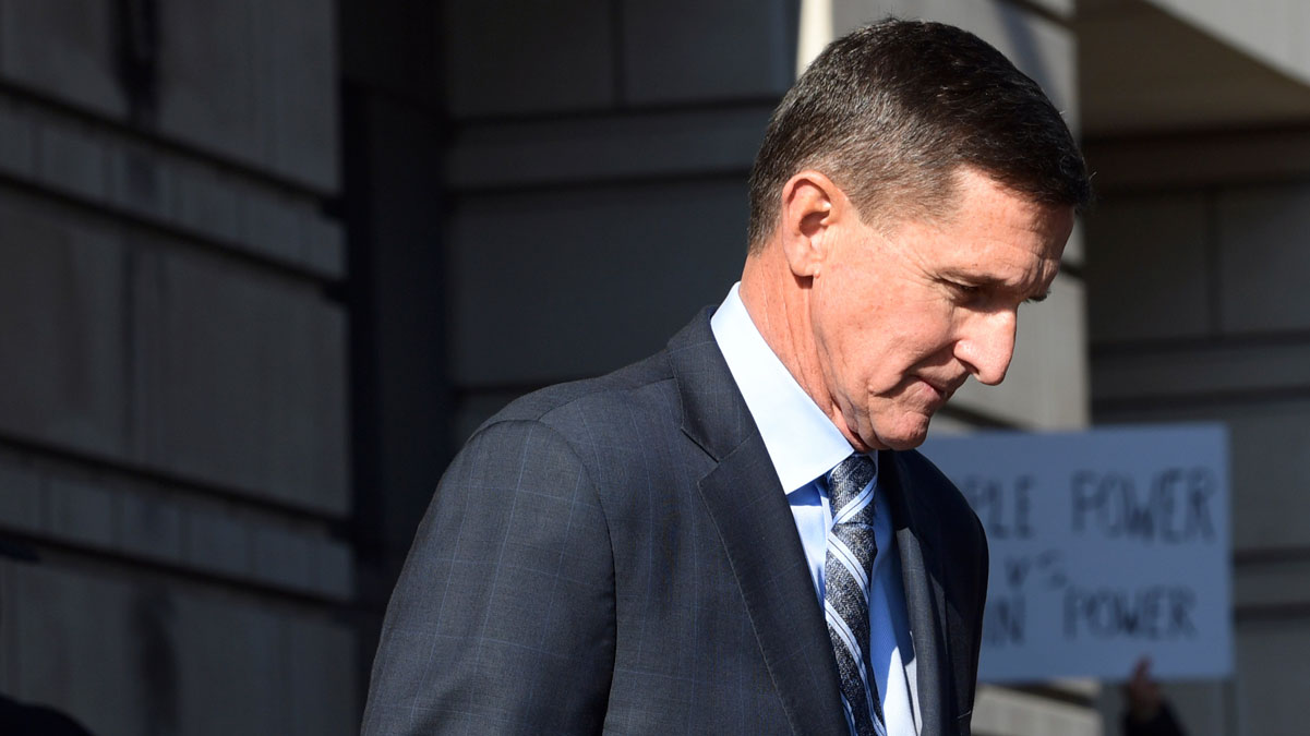Flynn Concealed FBI Interview From White House, Trump