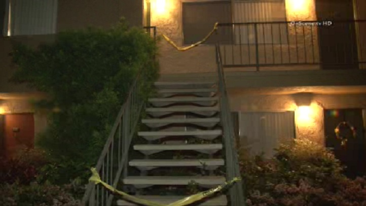 Several residents in Fullerton were displaced after a magnitude 5.1-earthquake struck down in La Habra Friday, March 28, 2014.
