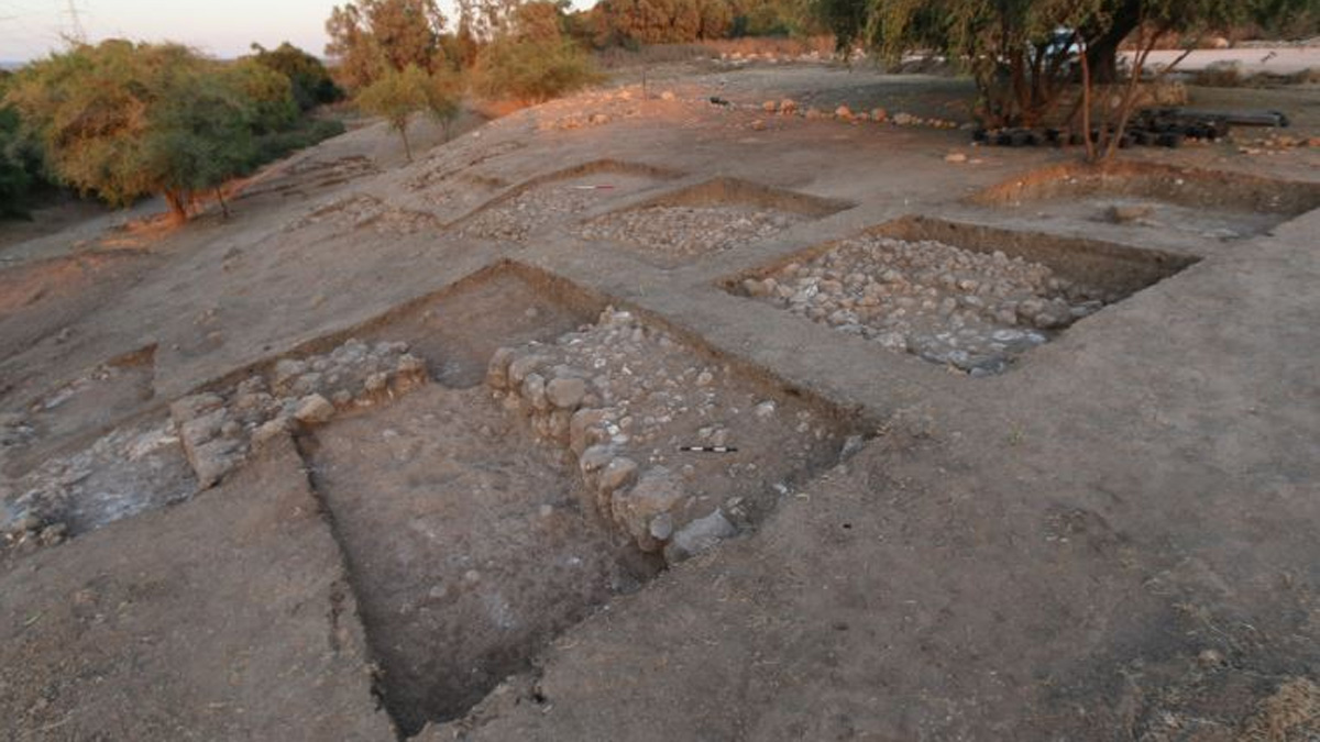 Archaeologists have uncovered the entrance to an ancient biblical city, Gath.