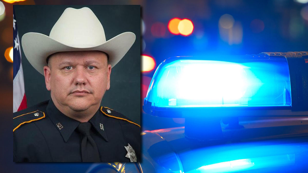 Harris County Deputy Darren Goforth, 47, was shot and killed at a suburban Houston gas station.