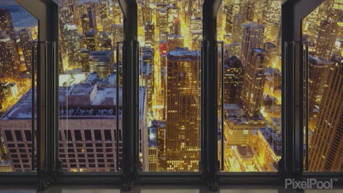 A view from inside TILT.