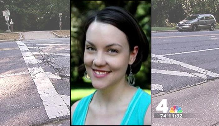 Hannah Upp, 28, was last seen Tuesday morning in Kensington, Md.