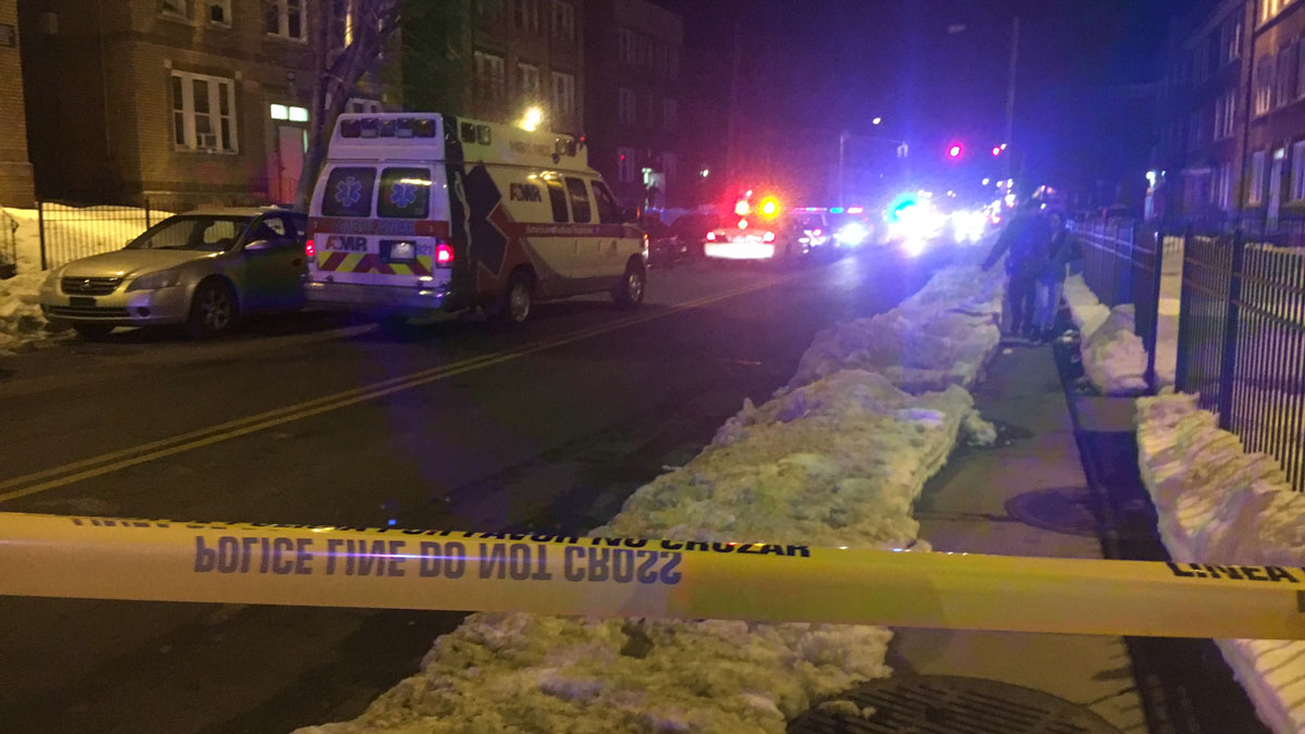 A 15-year-old was found with a gunshot wound to the head inside 393 Garden Street Friday night. He was pronounced dead on scene.
