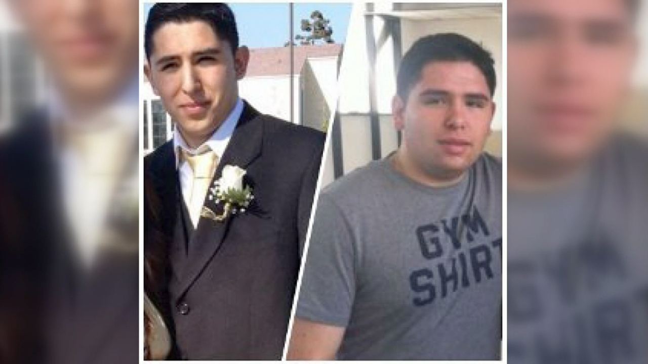 Brothers Bruno Ramos and Jesus Ramos, ages 18 and 19, were wounded in a shooting during their vacation in Mexico on July 31, 2015.