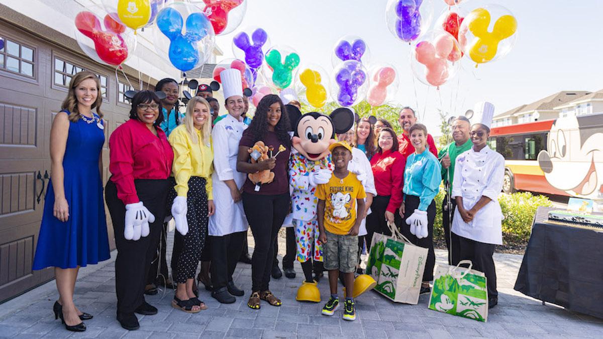 Boy Who Spent Disney Trip Money on Dorian Evacuees Gets Dream Vacation