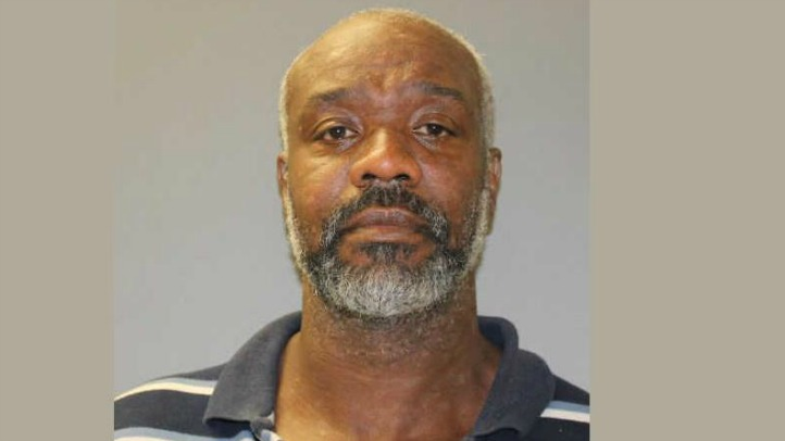 Leeander Brown of Bridgeport was arrested after allegedly breaking into the home on a disabled Hamden resident and stealing her purse.