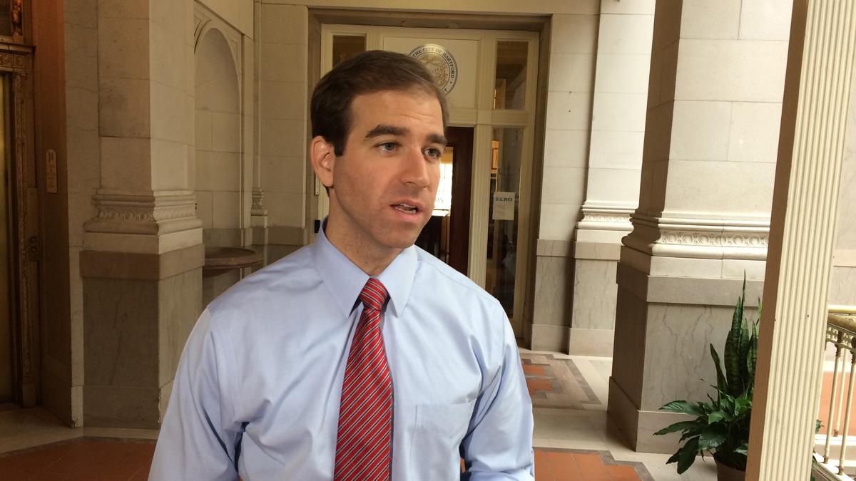 Hartford Mayor Bronin Exploring Run for Governor
