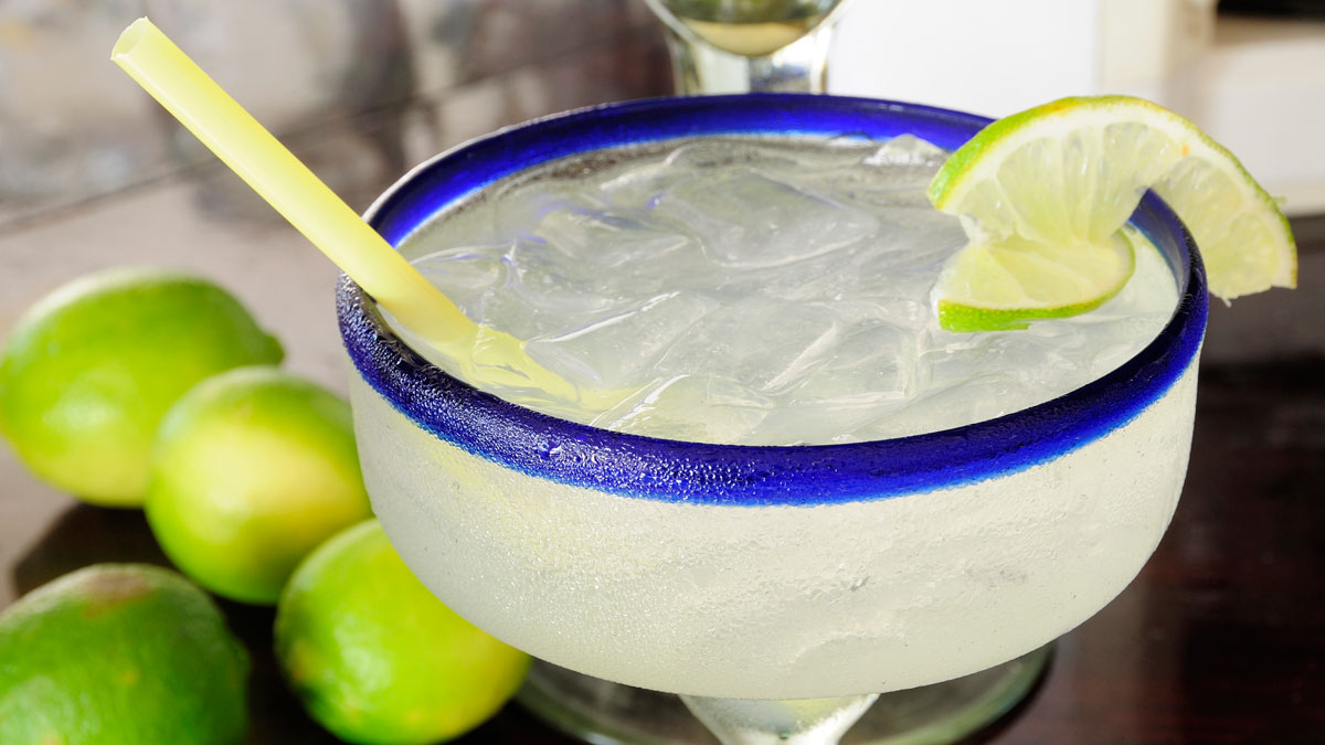 Frosted glass of a margarita/file photo.