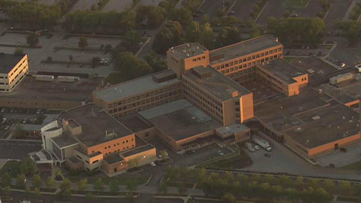 Methodist Hospital in Merrillville, Indiana