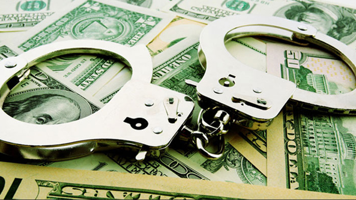 A former employee of a Newington bank has been arrested on federal charges, accused of stealing more than $100,000 from bank customers and diverting bank statements.