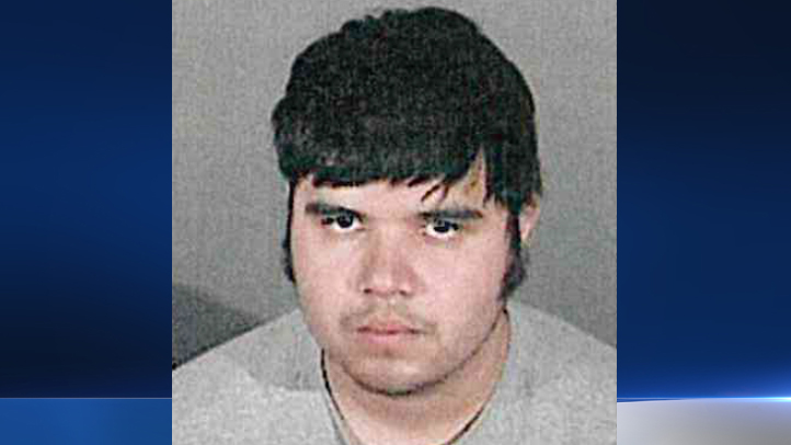 Eddie J. Monterroso, 23, was arrested on suspicion of stealing championship rings from the Lakers' El Segundo, Calif., training facility, where he worked as a security guard.