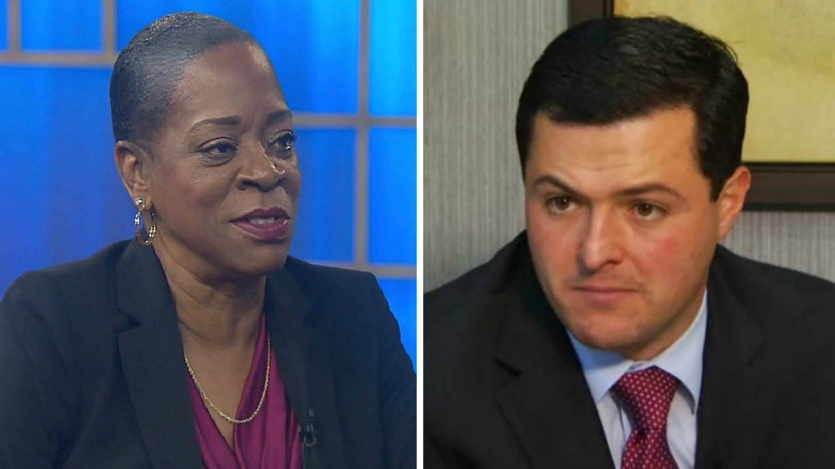 Democratic incumbent Treasurer Denise Nappier has announced re-election. Republican challenger Tim Herbst is expected to make a statement at 4 p.m.