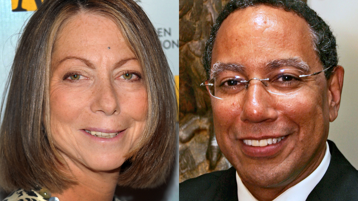 The New York Times' executive editor Jill Abramson is leaving the paper and will be replaced by its managing editor Dean Baquet
