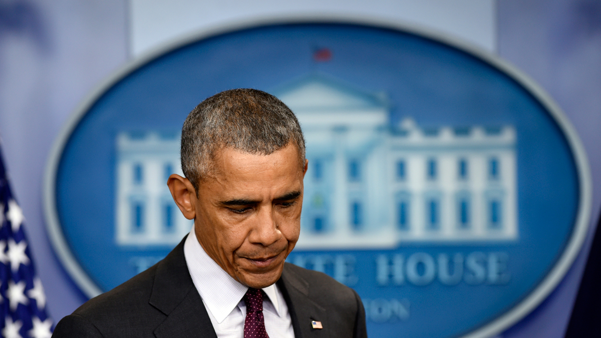 President Barack Obama minced no words in denouncing the deaths as an example of yet another mass shooting that could have been prevented with