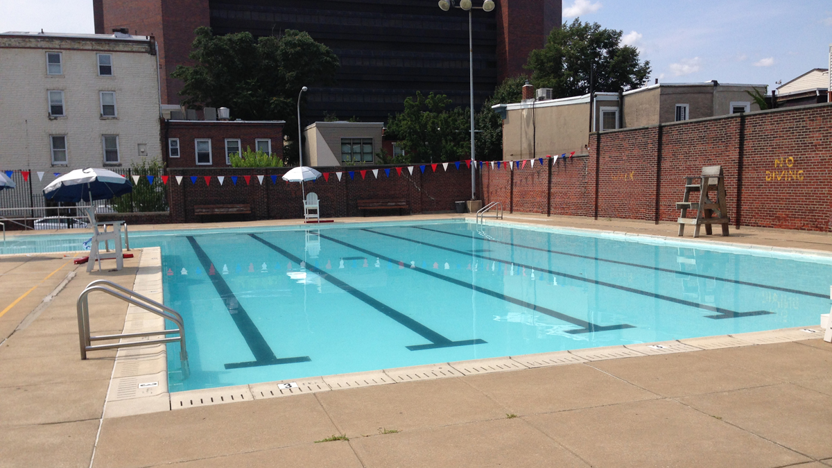 Officials have closed the O'Connor pool in Graduate Hospital after three kids were apparently shocked by an electrical current.