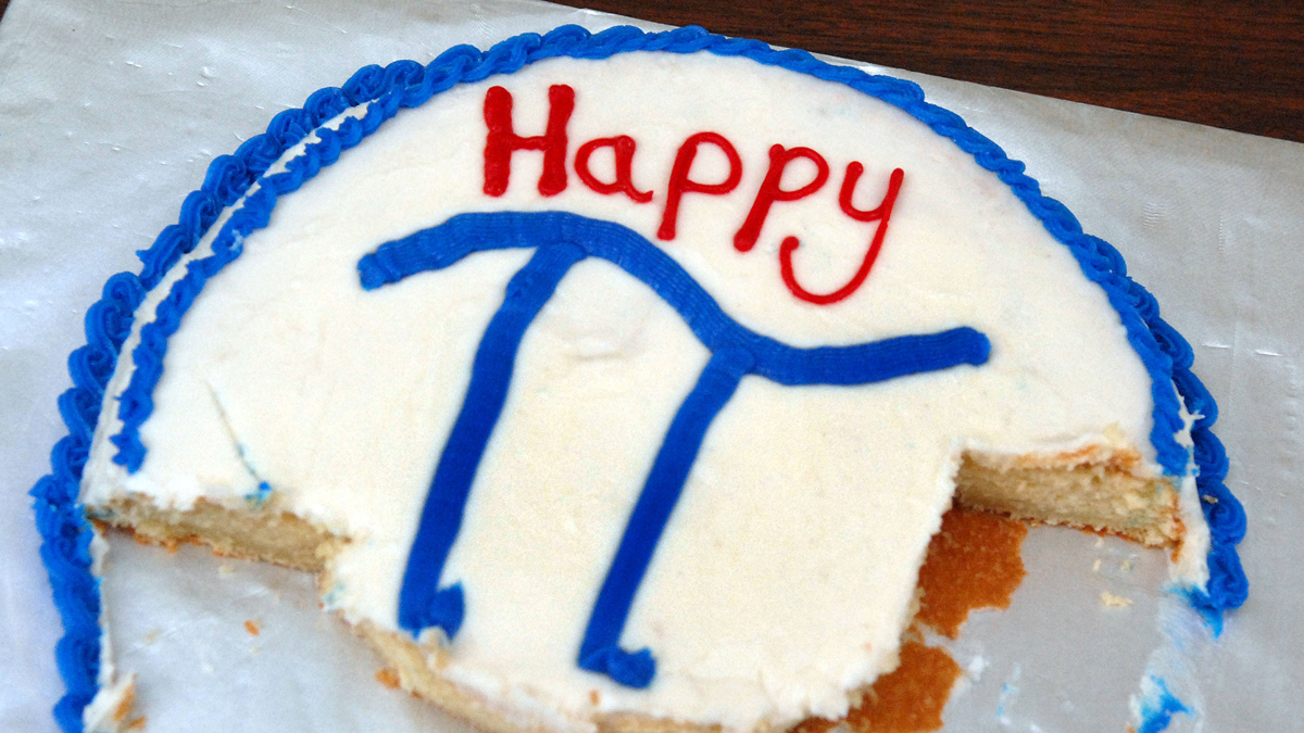 Pi, the mathematical constant of ratio of the circumference of a circle to its diameter, celebrates its namesake day on Saturday, March 14, 2015. While some folks celebrate 'Pi Day' every year, this year is special, since the date corresponds with the two additional digits of pi, 3.1415.