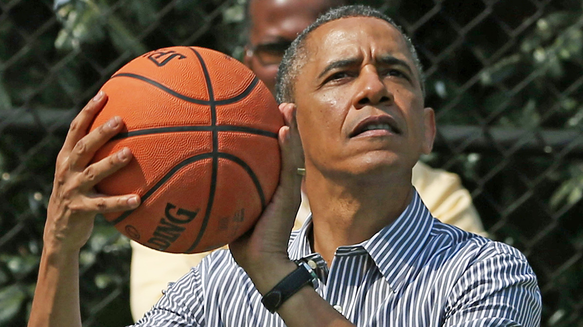 Obama Reveals NCAA Picks