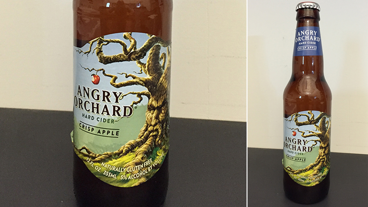 Angry Orchard has recalled some cases of its hard cider.