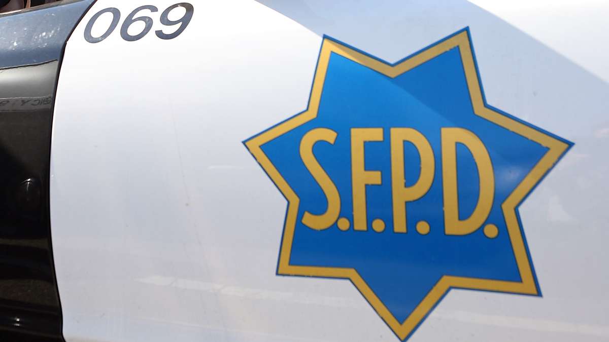 A San Francisco Police Department squad car is seen in this file photo.