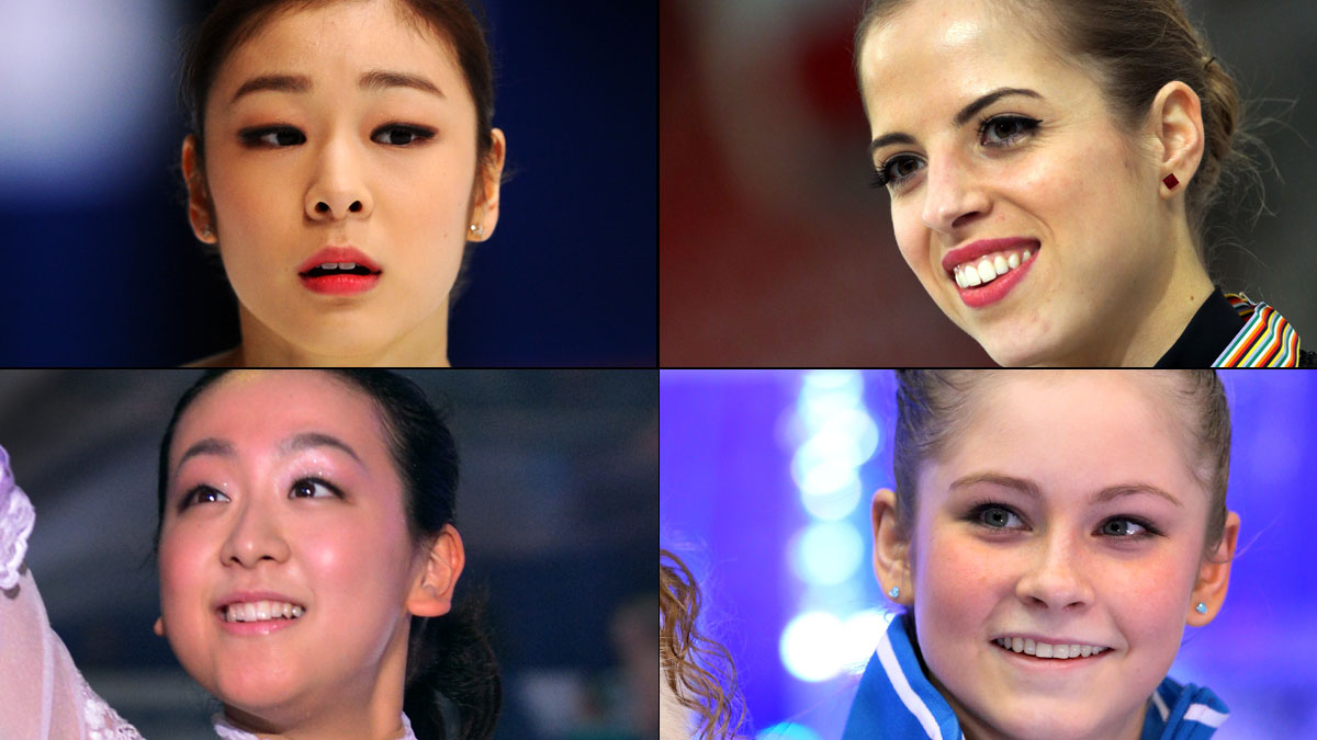 America's toughest figure skating rivals have difficult jumps and Olympic medals on their resumes.