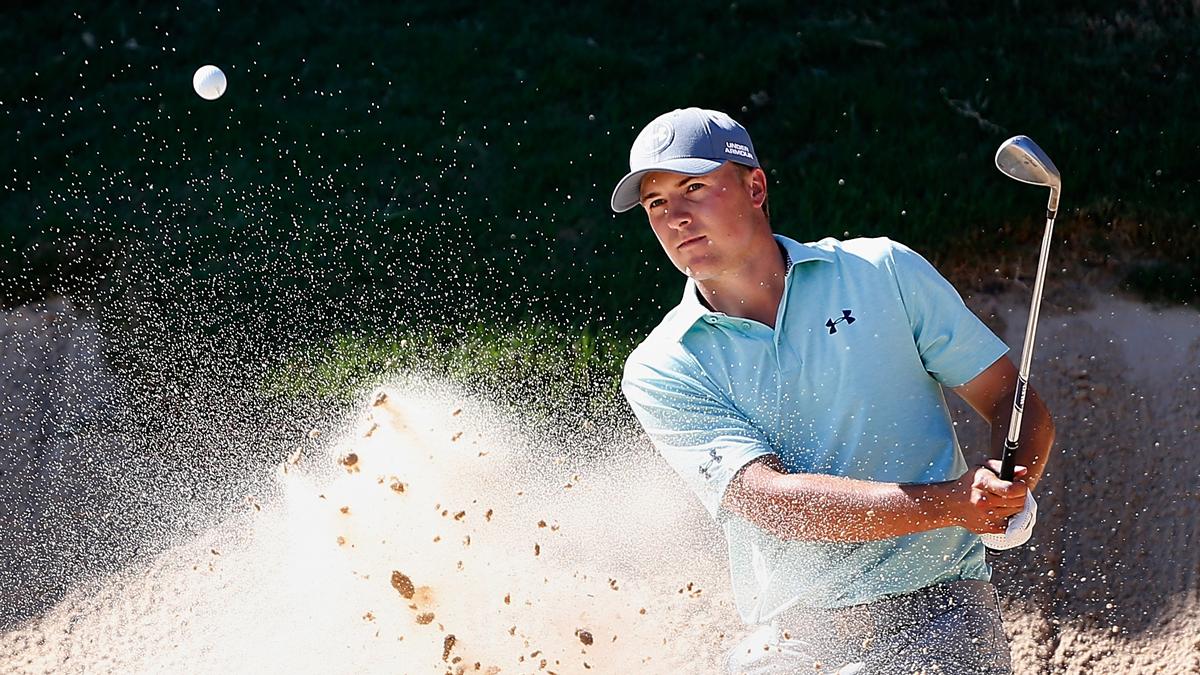 Jordan Spieth, Golf