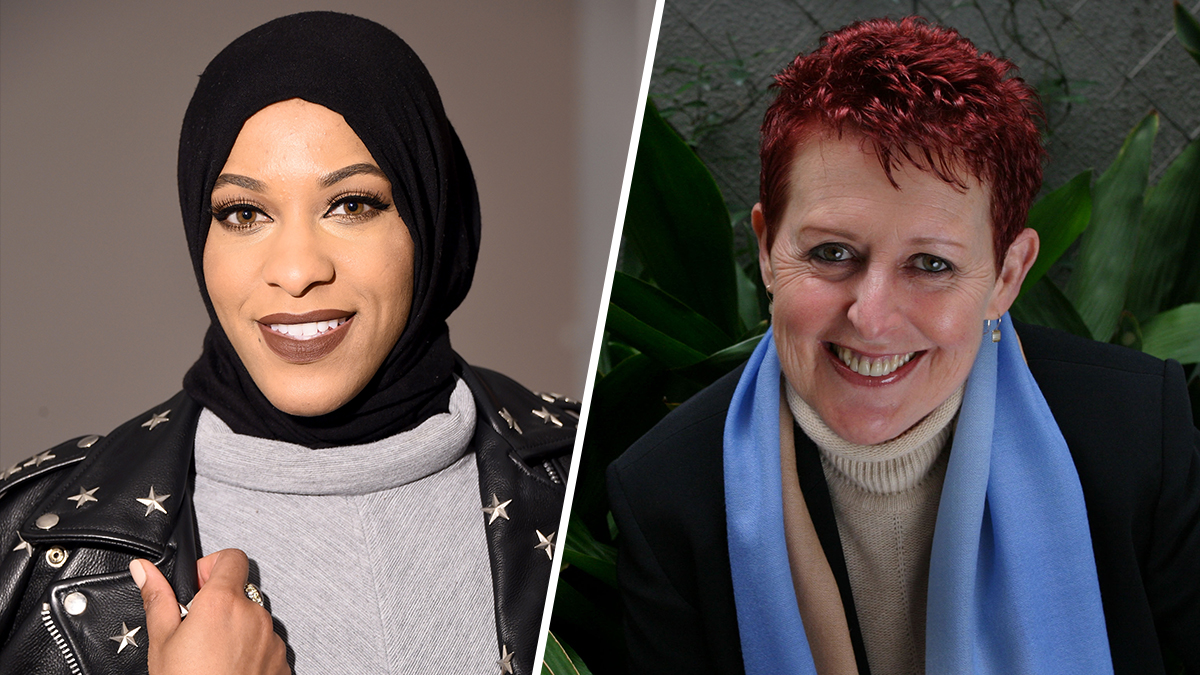 Ibtihaj Muhammad and Mem Fox have both recounted being detained by customs officials in recent weeks.