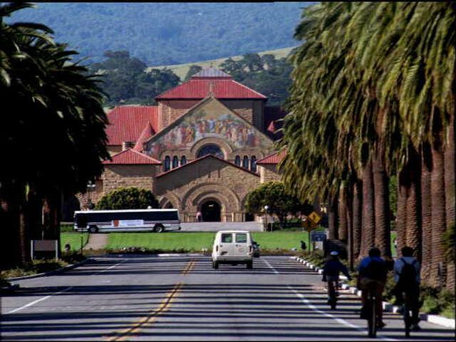 File image of Stanford University.