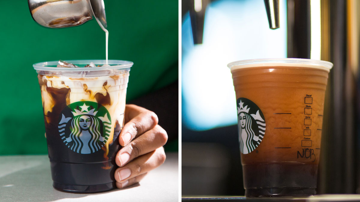 The Nitro Cold Brew and Vanilla Sweet Cream Cold Brew will be available at stores around the country this summer.