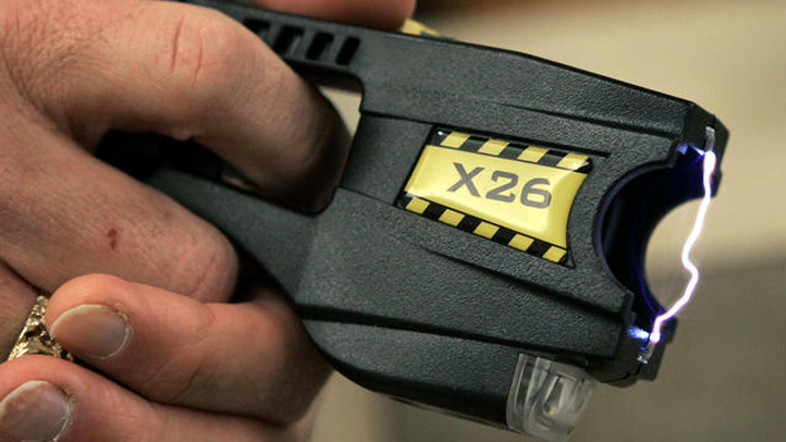 The American Civil Liberties Union of Connecticut has asked for increased Taser regulation in police departments around the state.