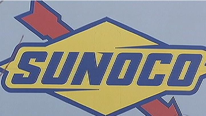 Police are investigating an armed robbery at a Sunoco gas station in Cromwell on Tuesday night.
