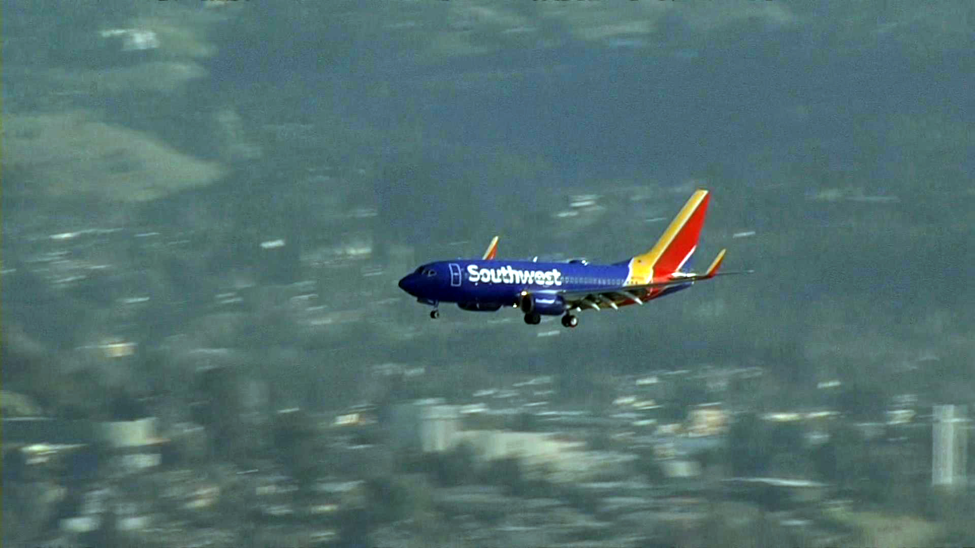 A Southwest flight that left from Oakland headed to Chicago experienced some maintenance issues, the airlines stated, before attempting an emergency landing, Wednesday, Dec. 23, 2015.