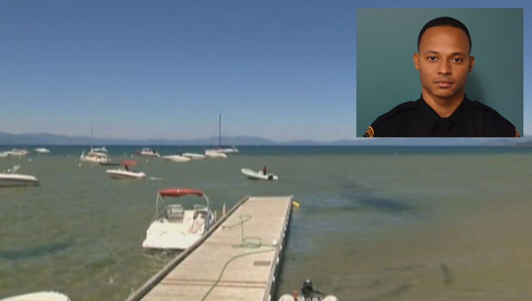 South Lake Tahoe police are investigating the death of a Contra Costa County deputy sheriff who died in an apparent drowning accident on Thursday. (Aug. 13, 2015)