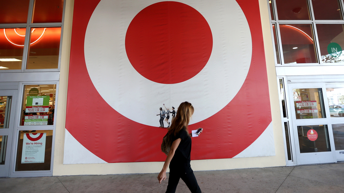 A Target store is seen on December 19, 2013 in Miami, Florida. Target announced that up to 110 million of its customers had their personal information compromised.