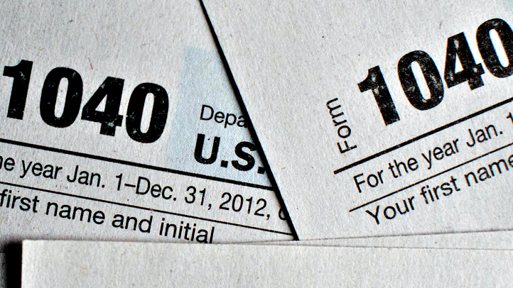 The deadline for filing 2013 U.S. taxes is April 15.