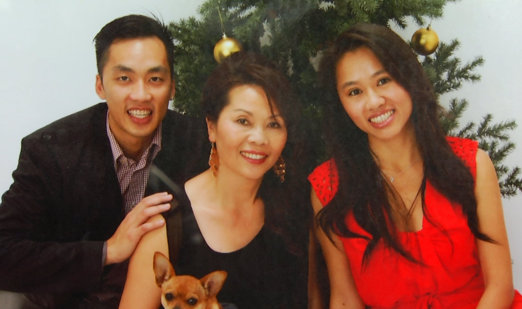 Family struggles to cope with loss after Tin Nguyen, 31-year-old, killed in San Bernardino mass shooting on Wednesday. (Published Dec. 5, 2015.)
