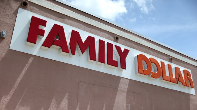 Police have arrested five people who they said smashed the glass front door of the Family Dollar Store in Hamden and tried to break into the store's cigarette storage locker.