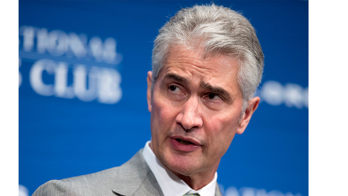 United Continental Holdings Inc.'s Chief Executive Jeff Smisek
