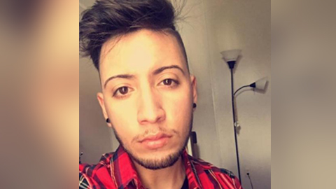 An undated photo from the Facebook account of Luis Omar Ocasio-Capo, who police identified as one of the victims of the shooting massacre that happened at the Pulse nightclub of Orlando, Florida, on June 12, 2016.