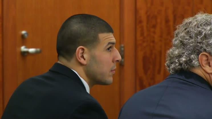Aaron Hernandez's first murder case gets underway on Friday in Massachusetts