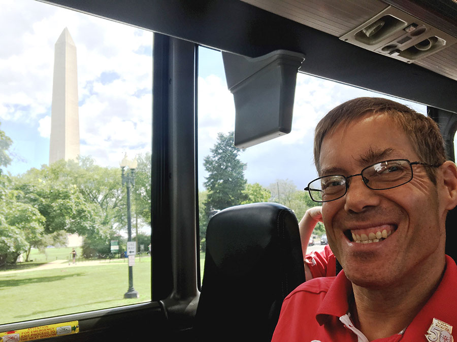 Two CT Natives Among Special Olympics USA Members Welcomed at the White House